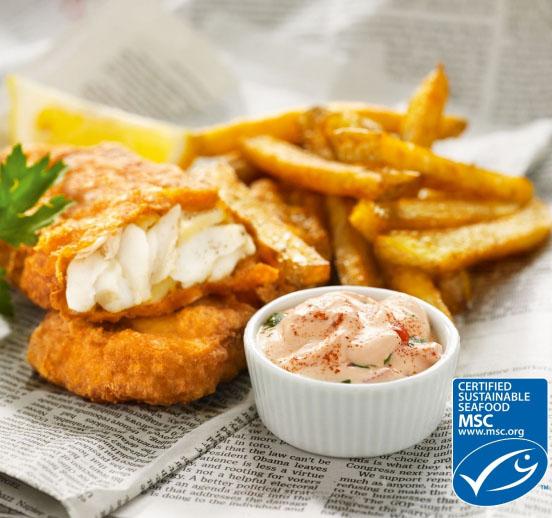 Fish'n Chips Gourmet MSC