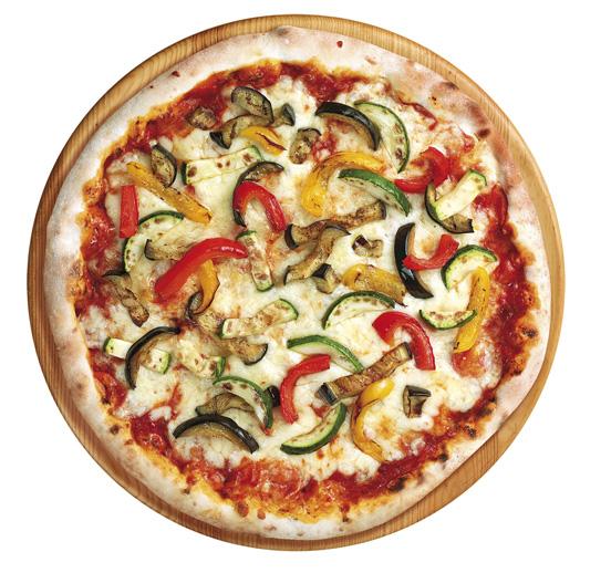 Pizza vegetal premium 28 cm